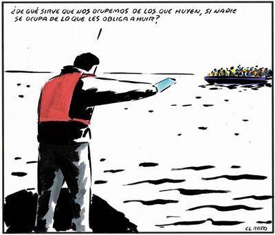 Moria, campo de refugiados o de concentración