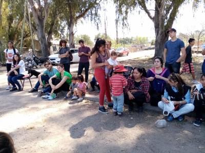 15ª Cronica. San Luis. Seguimos reivindicando la renta básica como eje contra la desigualdad