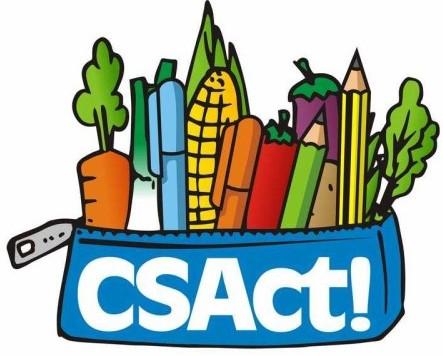 Logo de CSAct!