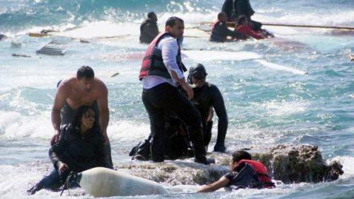 Migración en el Mediterráneo