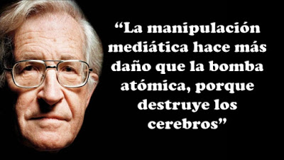 Cita de Noam Chomsky