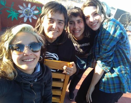 Segundo crónica desde Buenos Aires