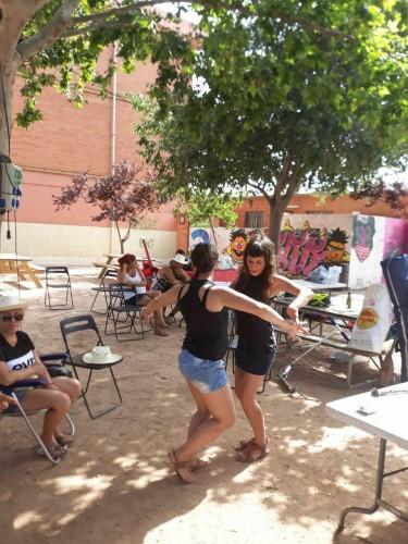 Fiestas del Parke Alcosa, Valencia