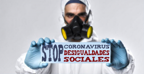 STOP Coronavirus. STOP Desigualdades Sociales