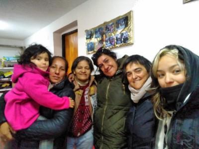 La lucha es larga porque vamos lejos. 3ª crónica desde Argentina