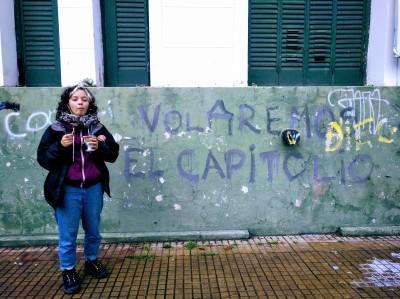 22ª Crónica. La rebelión de las flores nativas y el Encuentro Plurinacional