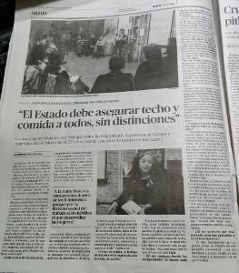 De paseo mediático por Río Cuarto