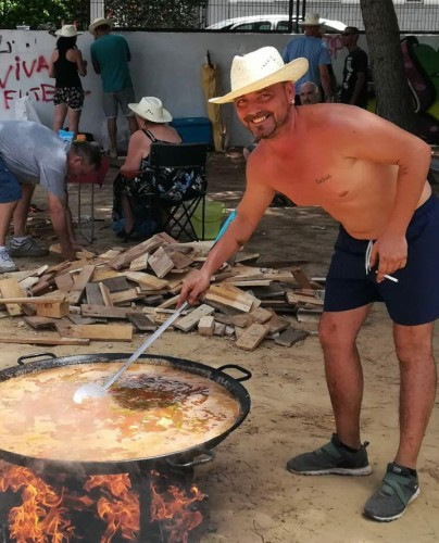 Fiestas Parke de Alkosa