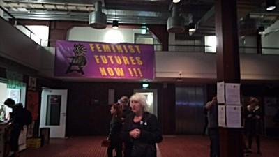 5ª Crónica. Encuentro Internacional Feminista: Feminist Futures Festival